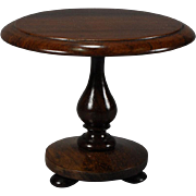 English Rosewood Center Table