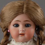S & H / K * R Dolly-face Doll