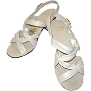 REDUCED Vintage Selby Leather Sandals