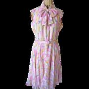 SALE Vintage Handmade 2-piece dress set