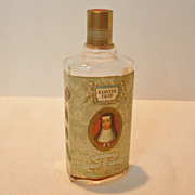 REDUCED Vintage Kloster Frau Cologne Bottle