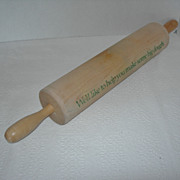 Giant Wooden Rolling Pin
