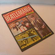 Beatlemania Collectors Item Vol 1, No. 1