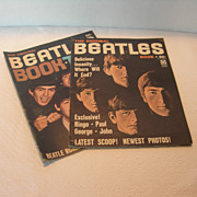 REDUCED The Original Beatles Book Volumes 1 and 2