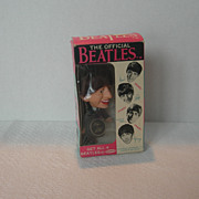 SOLD Original Ringo Starr Remco Beatle Doll in Box - Red Tag Sale Item