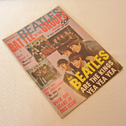 REDUCED Vintage The Beatles Battle of The Groups Vol 1, No 1, 1964