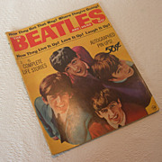 REDUCED The Beatles are Here Fan Magazine, Mac Fadden-Bartell Corp. 1964
