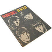 REDUCED Meet The Fabulous Beatles Souvenir Song Album