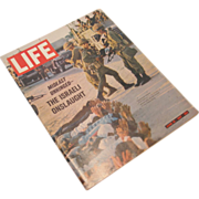 REDUCED Life Magazine Featuring The Beatles June 16, 1967