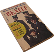 SALE The Beatle Book Paperback, A Lancer Book, 1964