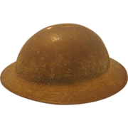 SALE World War I British Metal Helmet