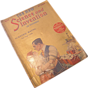 Science and Invention Magazine April 1924