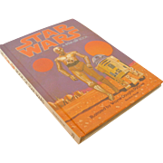 Vintage Star Wars: A Pop-Up Book Random House Copyright 1978 #35
