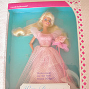 REDUCED Vintage Wedding Day Bridesmaid Barbie MINT!