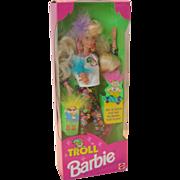 REDUCED Vintage 1992 Troll Barbie NRFB