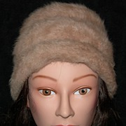 REDUCED Triple Tier Wool Hat