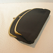 REDUCED Vintage Morris Moskowitz Evening Clutch
