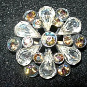 REDUCED Vintage Aurora Brooch