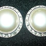 REDUCED Vintage Coro Earrings