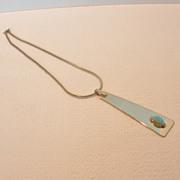 Vintage Marcel Boucher Runway Necklace