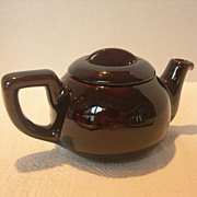 REDUCED Royal College of Art Mini Teapot