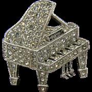 SALE ORA Baby grand piano pin