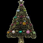 SALE Pakula Christmas tree pin (Last Chance)