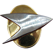 SOLD 1988 Paramount Star Trek Pin