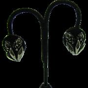 Vintage Botticelli earrings