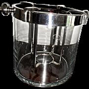 Vintage Christofle  Fleuron ice bucket ,wine cooler