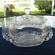 SALE Fashion Daisy Button Butter Dish 1881 Bryce