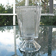 Spoon Holder Pleat and Panel Bryce 1870s