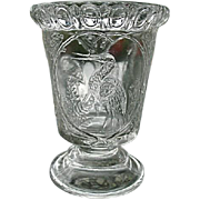 Frosted Stork Spoon Holder 1880