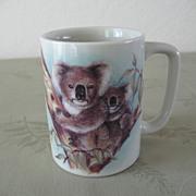 Otagiri Koala Bear Mug Made in Japan 1980s