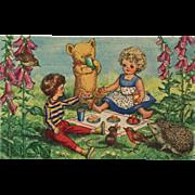The Dolls' Picnic- Molly Brett
