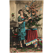 Tinted French Deco Christmas