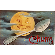 SOLD The Moon, A Spoon, From A BFF