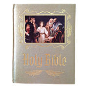 SOLD Holy Bible - King James, Red Letter Edition