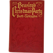 SOLD Beasley's Christmas Party -Booth Tarkington