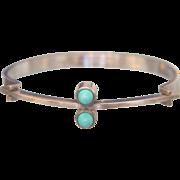 Silver bracelet  by Finish designer Kupittaan Kulta,ca. 1960