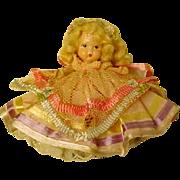 """Exquisite Japan Mold Nancy Ann Storybook """"Cinderella"""""""