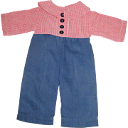 Raggedy Andy Outfit