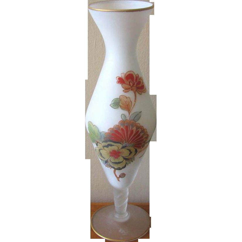 Vintage Satin Glass 100