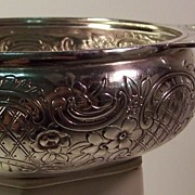 Sterling Porringer & Salver | Tiffany | Marquand | Roger Sherman Descendant