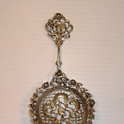 REDUCED TIFFANY & Co. Bonbon Spoon   London   1891   William Comyns