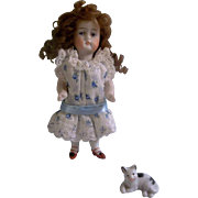 Beautiful All Bisque Kestner 130 Doll