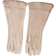 SALE Lovely Slender Antique Doll Gloves for French Bebe or Fashion Doll
