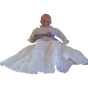 """SALE Darling 12"""" Herm Steiner Bisque Head Character Infant Mold 240"""