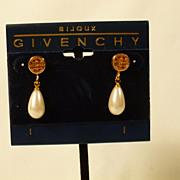 Earrings Designer Givenchy Pierced