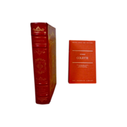 Leather Book Collectors Edition Stories by Collette Franklin Library